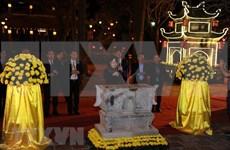 Inauguran en Vietnam fiesta primaveral de Con Son- Kiep Bac 2019