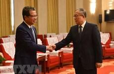 Embajador vietnamita visita ciudad china de Tianjin para impulsar cooperación