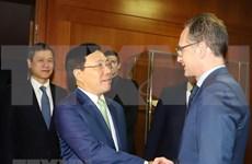 Destacan la exitosa visita de vicepremier vietnamita a Alemania