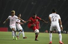Vietnam se medirá a Indonesia en semifinales del Campeonato regional de fútbol sub 22