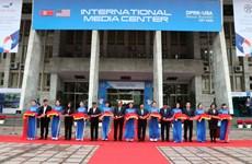 Inauguran en Vietnam Centro Internacional de Prensa para la segunda Cumbre EE.UU.- Corea del Norte