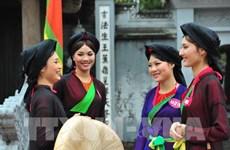 En Vietnam conmemoran los 10 años del reconocimiento del Quan Ho como Patrimonio de la Humanidad