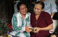 Intensa agenda en Vietnam de delegación de la Unión de Mujeres de Camboya para la Paz y el Desarrollo