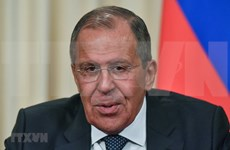 Evalúa altamente canciller ruso la cooperación multifacética con Vietnam