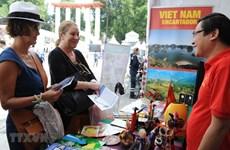 Participa Vietnam en Festival de Cultura Oriental en México