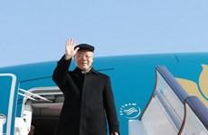 Visita a Camboya del máximo dirigente de Vietnam acapara atención de medios locales