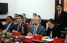 Intercambian Vietnam y Tailandia experiencias en procesos penales contra el narcotráfico.