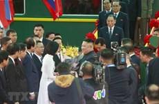 Visita del presidente norcoreano a Vietnam acapara la atención internacional