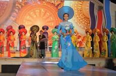 """Promocionarán belleza de túnica tradicional """"Ao dai"""" en festival en Ciudad Ho Chi Minh"""