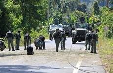 Causa un muerto y dos heridos atentado con bombas en el sur de Tailandia