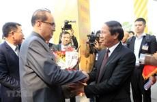 Delegación del Partido del Trabajo de Corea del Norte visita ciudad vietnamita de Hai Phong