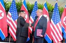 """Presidente norteamericano Trump augura """"brillante potencial"""" para Corea del Norte"""