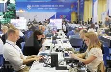 Segunda Cumbre EE.UU.-RPDC, ocasión para que reporteros internacionales conozcan la cultura vietnamita