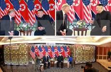 Presidente Trump sostiene contacto telefónico con su par surcoreano sobre cumbre con RPDC