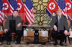 """Presidente Trump reafirma que """"no tiene prisa"""" en la desnuclearización en Corea del Norte"""