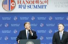 Aseguró Trump que Corea del Norte se comprometió a no realizar más ensayos nucleares y de misiles