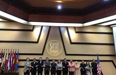 Confiere Estados Unidos importancia a cooperación con ASEAN