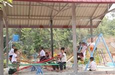 Desarrolla empresa vietnamita en Laos proyectos sociales