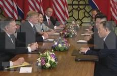 Revela EE.UU. detalles del debate con Corea del Norte sobre sanciones en Cumbre de Hanoi