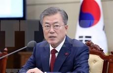 Sostuvo Trump conversaciones con dirigentes de Japón y Corea del Sur sobre Cumbre con la RPDC en Vietnam