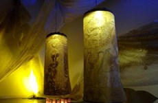 Anuncian exposición de Truc Chi, creativo arte de Vietnam