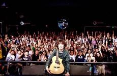 Guitarrista japonés Satoshi Gogo realizará gira por Vietnam