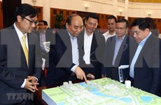 Enfatiza premier vietnamita importancia de establecer Centro de Innovación y Creatividad