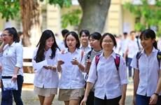Inauguran primera exposición británica en Vietnam sobre educación