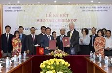 BAD financia con 188 millones de dólares el proyecto de conexión vial entre provincias montañosas de Vietnam