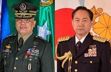 Discuten Japón y Filipinas cooperación en defensa y seguridad regional