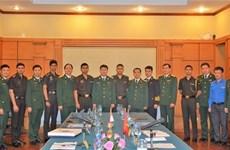 Aumenta intercambio entre jóvenes oficiales vietnamitas e indios