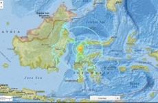 Sacude sismo de magnitud cinco provincia indonesia de Sulawesi