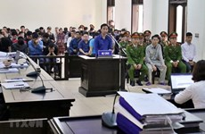 Abren en Hanoi juicio de apelación sobre la mayor red de apuestas ilegales en Vietnam