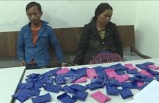 Capturan en Vietnam narcotraficantes laosianos e incautan 12 mil pastillas de droga