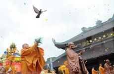 Organizará provincia vietnamita de Ha Nam el Día de Vesak de la ONU