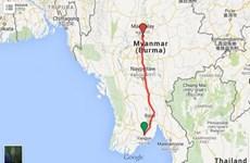 Reportan en Myanmar ocho muertos y 25 heridos tras accidente al volcarse un camión