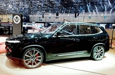 Presenta Vietnam en Ginebra coche deportivo Vinfast de edición limitada