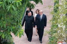 Elogian en Laos la organización por Vietnam de la cumbre EE.UU.- RPDC