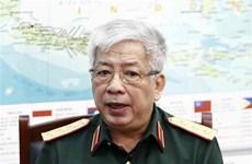 Viceministro de Defensa de Vietnam recibe al director de USAID
