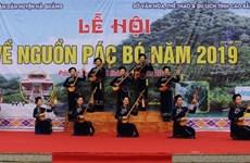 Promueve provincia vietnamita tradición y turismo durante Festival de Pac Bo