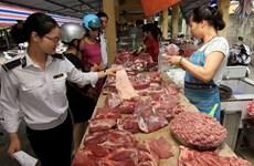 Firman Vietnam y Reino Unido acuerdo sobre comercialización de la carne de cerdo