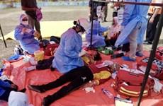 Hospitalizan en Malasia a 35 personas envenenadas con metano