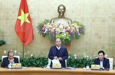 Analiza gabinete de Vietnam importantes proyectos legales