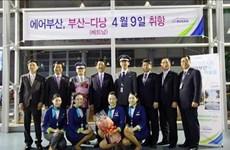 Aerolínea surcoreana aumentará vuelos a ciudad vietnamita de Da Nang