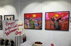 Efectúan en Singapur exposición en honor a la mujer vietnamita