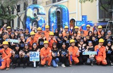 Inicia campaña Hora del Planeta en Hanoi