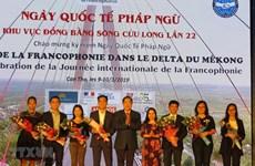 Celebran en ciudad vietnamita de Can Tho Festival francófono del Delta del Mekong