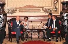 Fortalecen colaboración ciudades de Vietnam y Bélgica