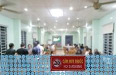 Promueve concurso de pintura en Vietnam la vida sin humo de tabaco