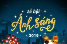 Anuncian en Vietnam próximo Festival de Iluminaciones 2019